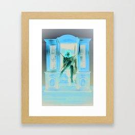 Cupboard Framed Art Print