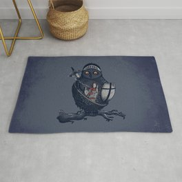 Night Watchman Rug