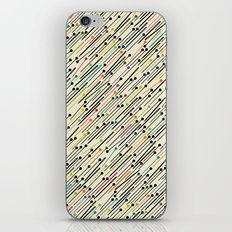 pins and needles iPhone & iPod Skin