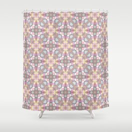 Endless Pastel Sequin #1 Shower Curtain