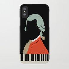 Mozart  iPhone X Slim Case