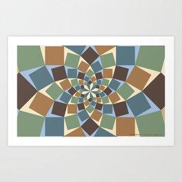 SpringBreeze Art Print