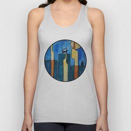 night roof Unisex Tank Top