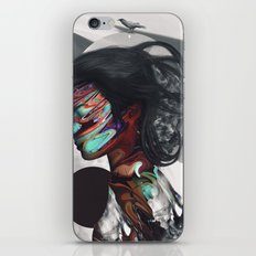 Map of Your Head iPhone & iPod Skin