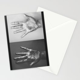 Ten Fingers Stationery Cards