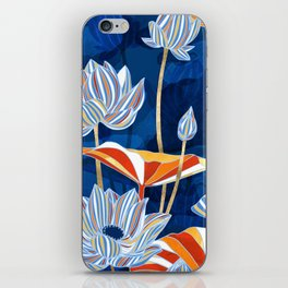 Bold Botanical iPhone Skin
