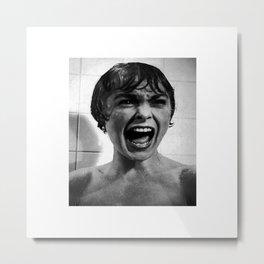 PSYCHO ( SHOWER SCENE) Metal Print