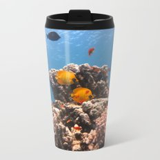 Soma bay Fish Metal Travel Mug
