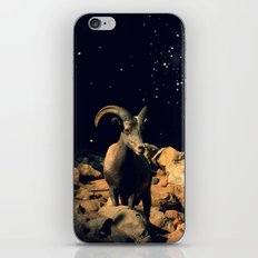 Space Sheep iPhone & iPod Skin