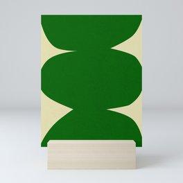 Abstract-w Mini Art Print