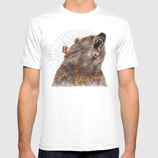 Angry Bear II T-shirt