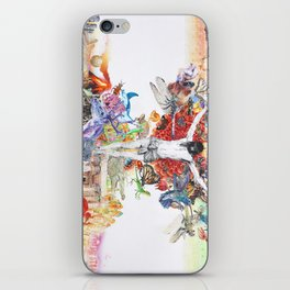 The Axis Mundi  iPhone Skin