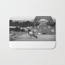 Paris. Colombe a la Tour Eiffel. Bath Mat