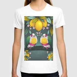 Yellow Headed Fruit Dove T-shirt