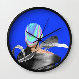 Colored Wall Clock