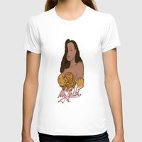 "lebron T-shirts featuring ""Ms. Rabbit""  by SaintCastro"