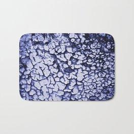 Crackle texture Bath Mat