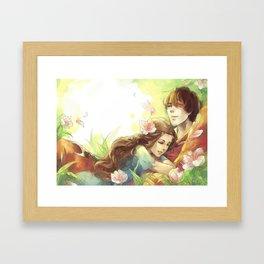 Dreamers Framed Art Print