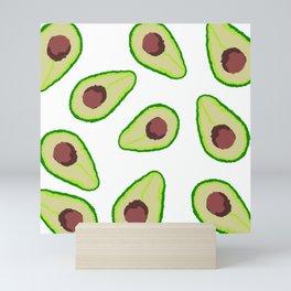 Avocados Mini Art Print