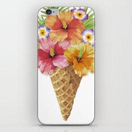 Tropical Cone iPhone Skin