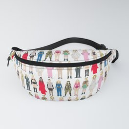 Outfits of Madge Fashion Fanny Pack