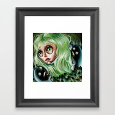 Mother of Spirits :: Pretty Little Scamps Framed Art Print