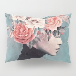 blooming 3 Pillow Sham