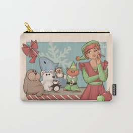 I Know Him Carry-All Pouch