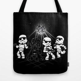 Dark Side Disco Dancing Tote Bag