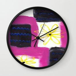 ORPHELIA FOUR Wall Clock