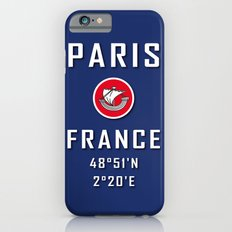 Paris France Love iPhone 6s Slim Case