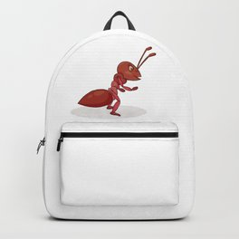 Red ant Backpack