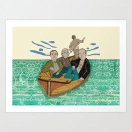 Pink Floyd /Endless River Art Print