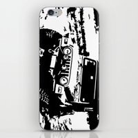 jeep iPhone & iPod Skins featuring Jeep by Bwoodstockfoto