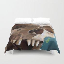 Skull 2 Duvet Cover