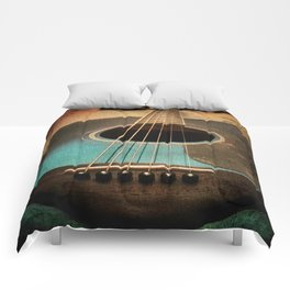 Midnight Strum Comforters