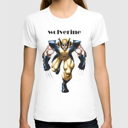 wolf verine T-shirt