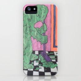 Glob Mop iPhone Case