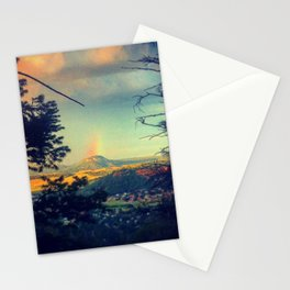 End of Rainbow 1 Stationery Cards