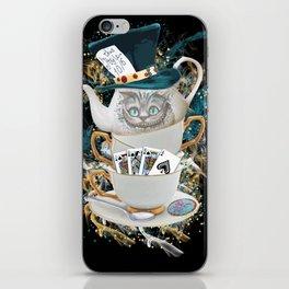 Alice in Wonderland Cheshire Cat iPhone Skin