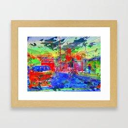 20180812 Framed Art Print