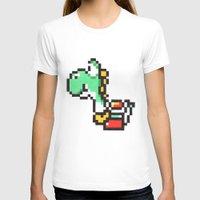 yoshi T-shirts featuring yoshi by Walter Melon