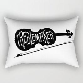 Treblemaker Rectangular Pillow
