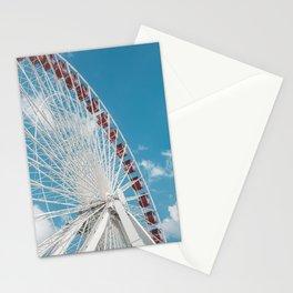 Navy Pier Ferris wheel / Chicago Stationery Cards