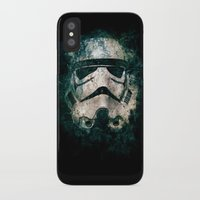 trooper iPhone & iPod Cases featuring Trooper by Sirenphotos