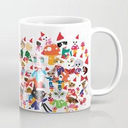 Happy holidays. Coffee Mug