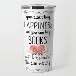 you can buy books Travel Mug