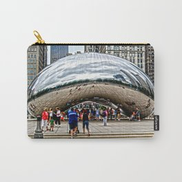 Dreaming of a summer day at the bean Carry-All Pouch
