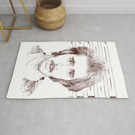 H.I. McDunnough - Raising Arizona Rug