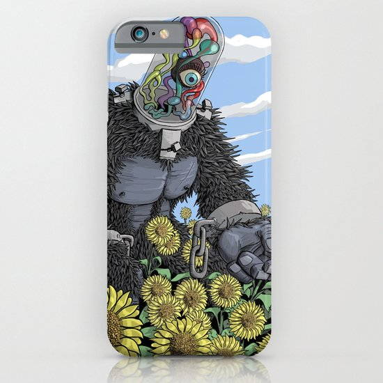 The Unshackled Dream iPhone & iPod Case